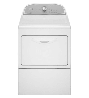 Product Image - Whirlpool Cabrio WGD5550XW