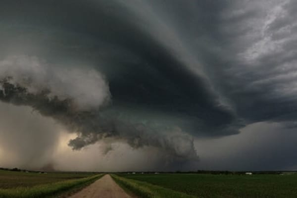 Kyle G. Horst's shot of this landscape won first prize for the panorama category. [Credit: Kyle G. Horst/IPPA]