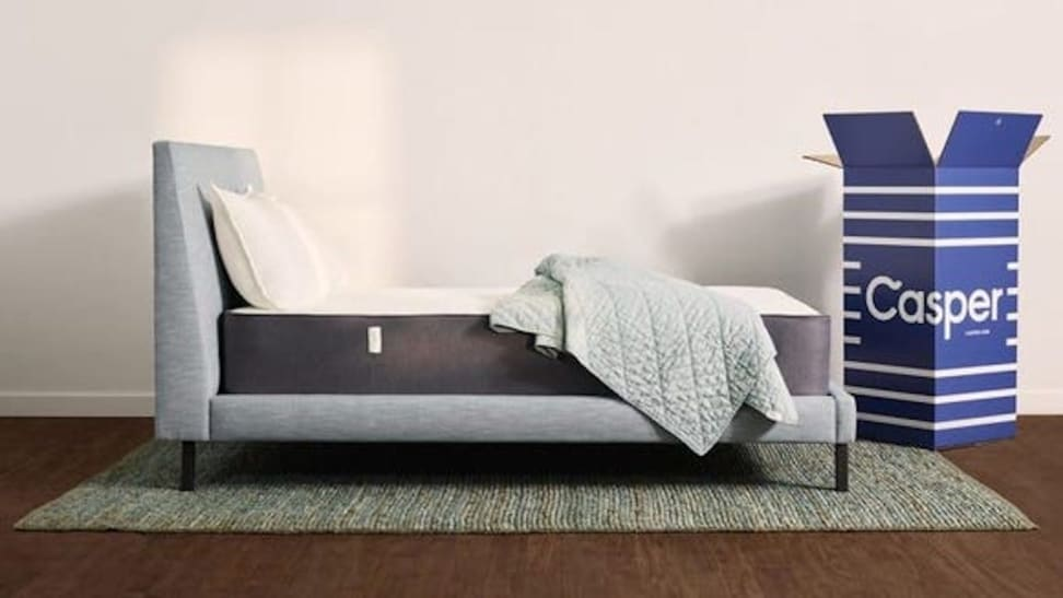 Don't snooze and lose—Cyber Monday is a great time to get a new mattress for a deal.