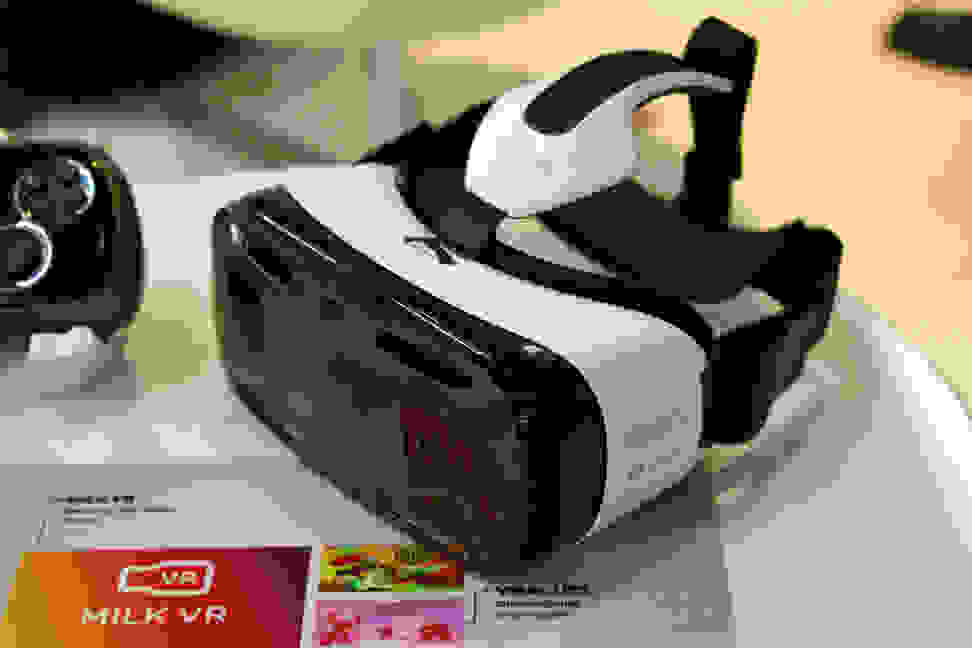 Samsung Gear VR - Content