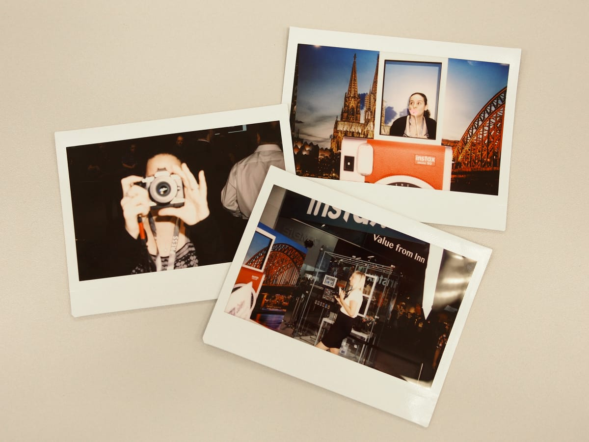 Fujifilm Instax Wide 300 First Impressions Review Reviewedcom Cameras