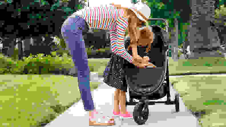 The Baby Jogger City Mini GT is our favorite stroller.