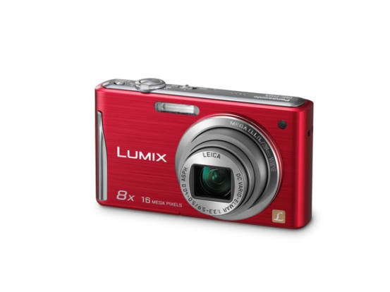 Product Image - Panasonic Lumix DMC-FH25