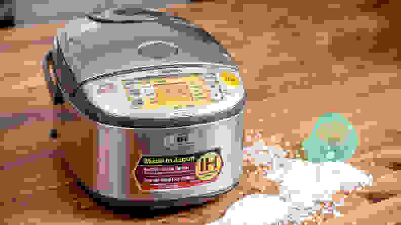 Zojirushi Induction Heat Rice Cooker Best Upgrade