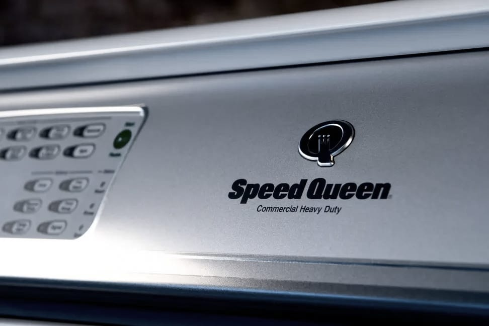 Speed Queen's main business is in the laundromat business.