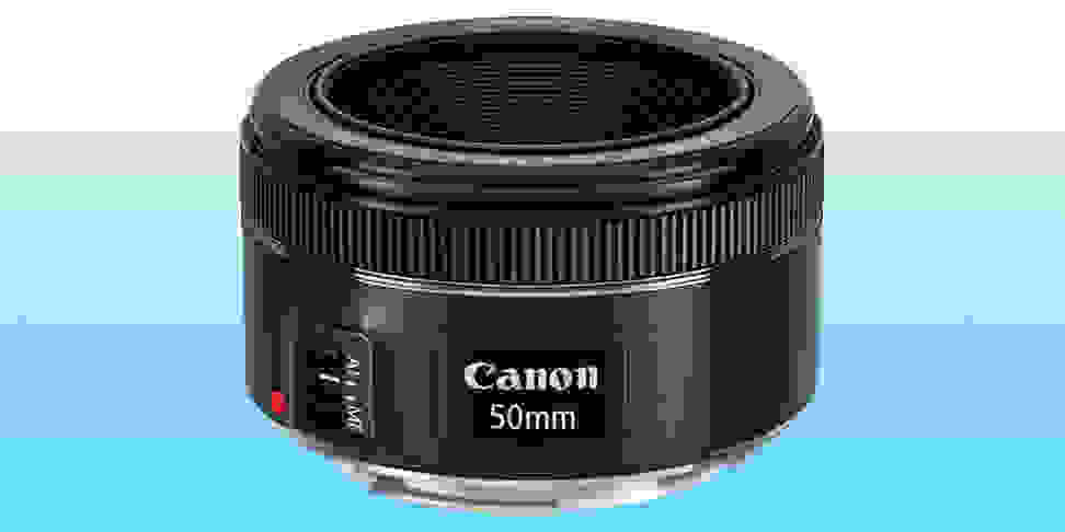 """Canon's new 50mm f/1.8 STM is a new take on the classic """"nifty fifty"""""""
