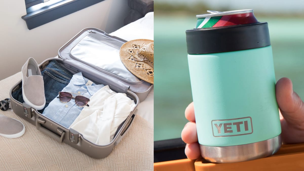 21 things you need for the perfect long weekend