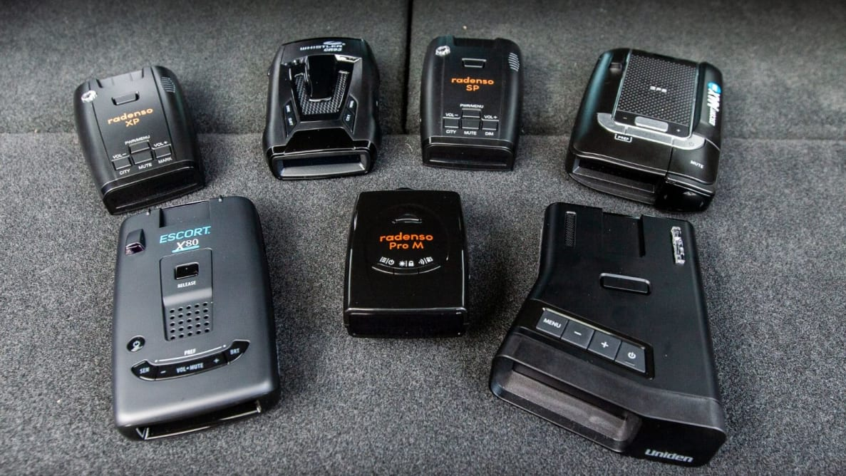 These are the best radar detectors available today.