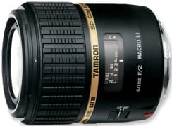 Product Image - Tamron SP 60mm f/2.0 Di II 1:1 Macro