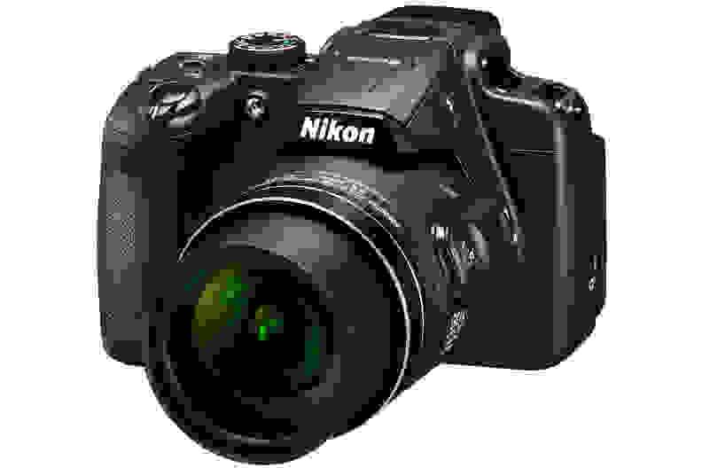 A manufacturer render of the Nikon Coolpix B700.