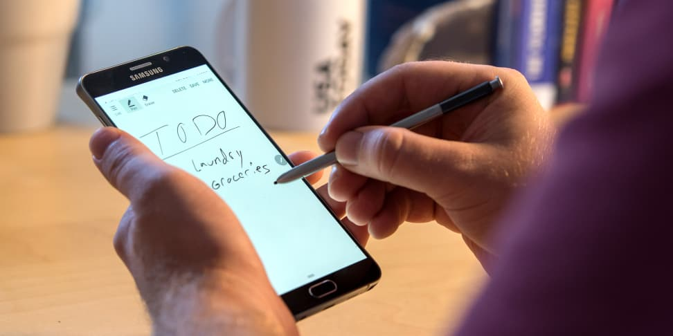 Samsung Galaxy Note 5 Notes