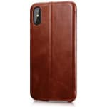 Benuo handmade leather iphone x case
