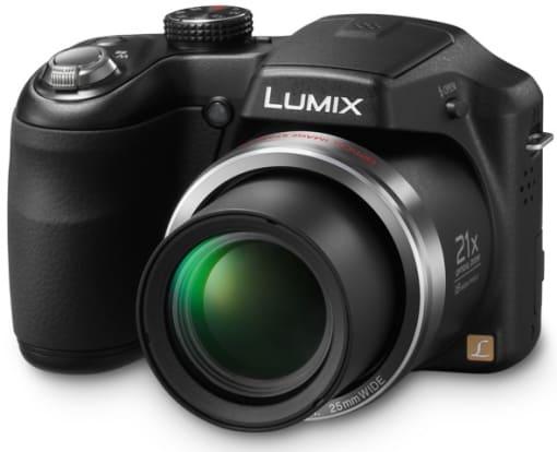 Product Image - Panasonic Lumix DMC-LZ20