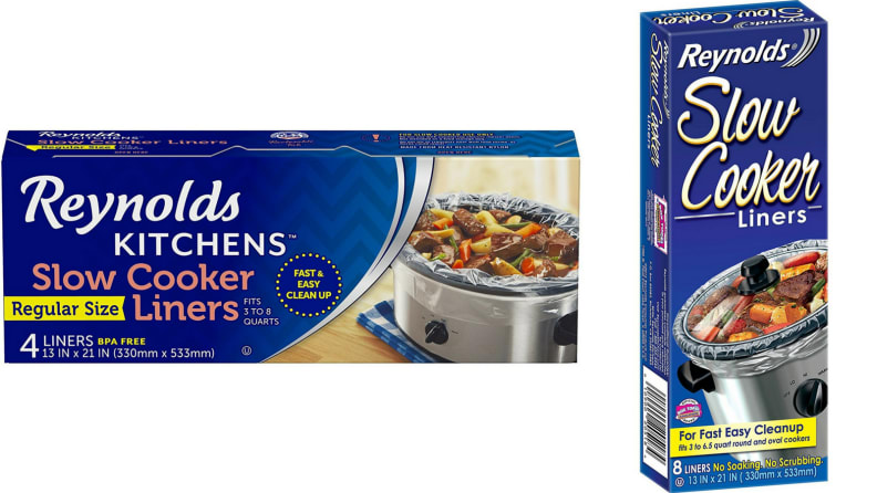 Slow-cooker-liners