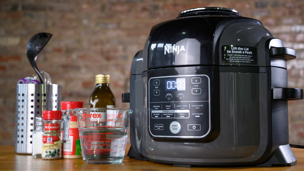 This unique multicooker could replace your Instant Pot and air fryer