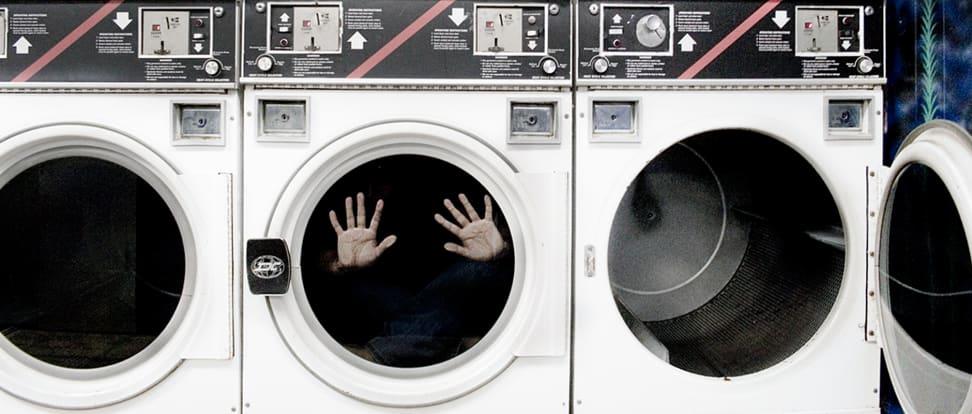 Davidson College Laundry