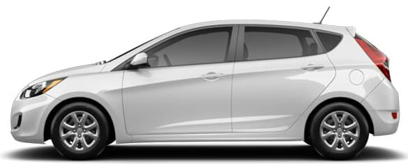 Product Image - 2013 Hyundai Accent GS