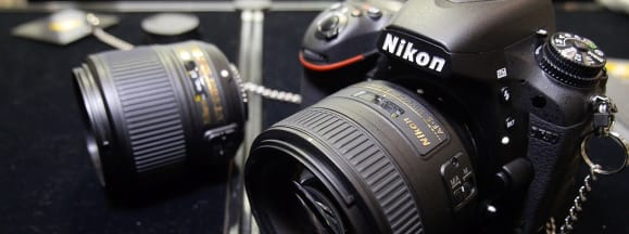 Nikon filmmakers kit