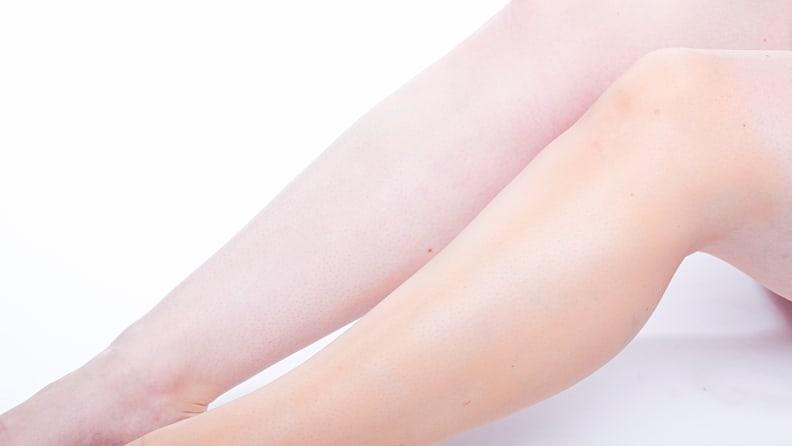 Kim Kardashian Body Makeup Review Is