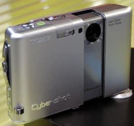 Product Image - Sony Cyber-shot DSC-G1