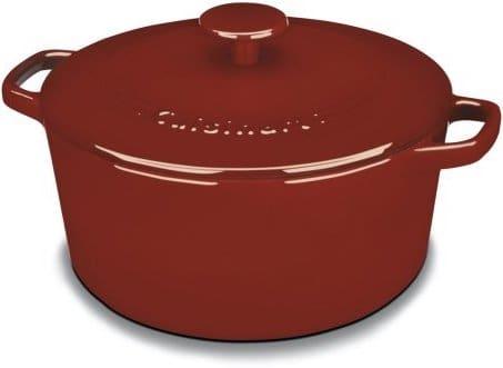 Product Image - Cuisinart 5-Quart Round Covered Casserole