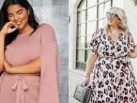 Plus-sized clothing