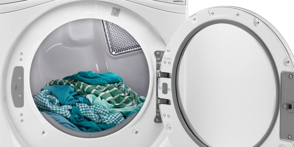 Whirlpool WED75HEFW WGD75HEFW Series Dryer Review