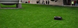 Robot lawn mower hero 3