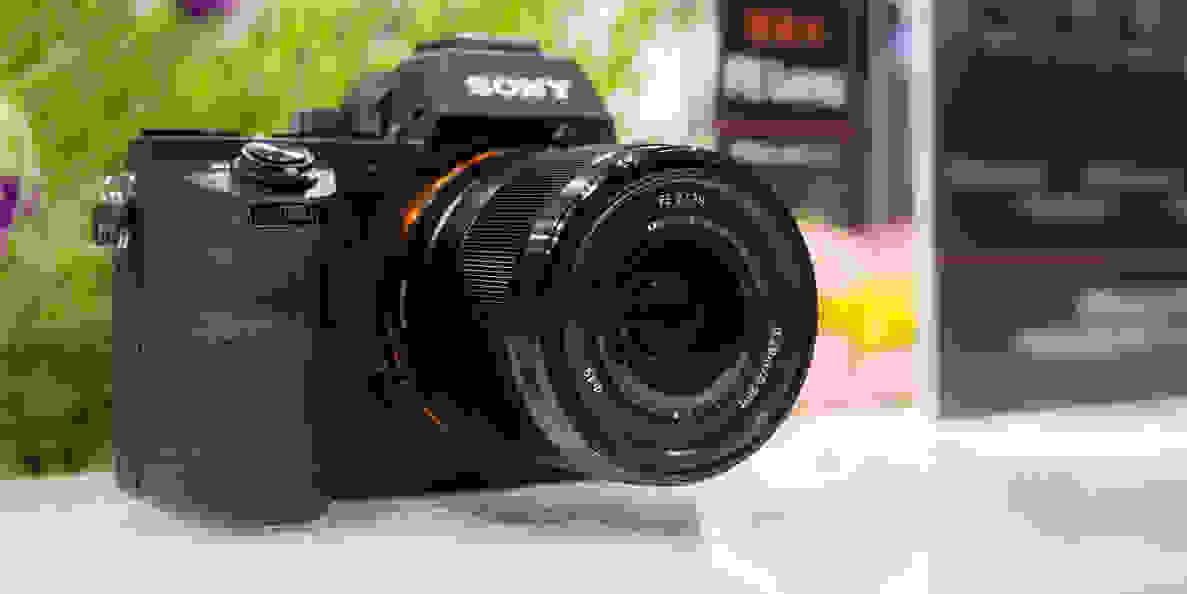 The Sony FE 28mm f/2.0