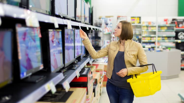Should You Buy A Tv At Costco Or Bj S Reviewed Com Televisions
