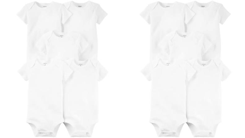 White bodysuits
