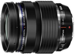Product Image - Olympus M.Zuiko ED 12-40mm f/2.8 PRO