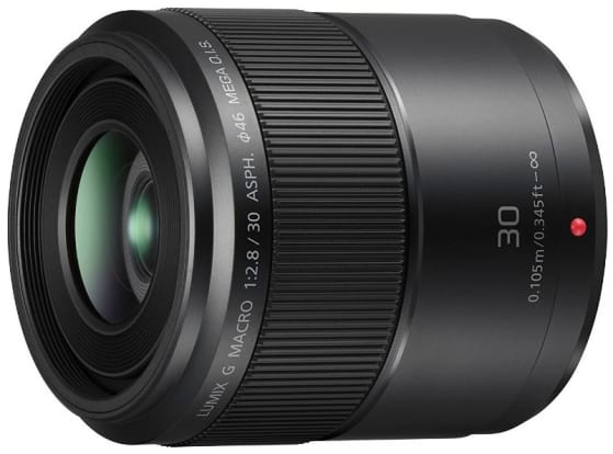 Product Image - Panasonic Lumix G Macro 30mm f/2.8 ASPH.  Lens with Mega O.I.S.