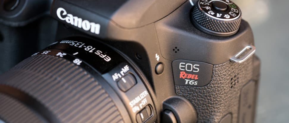 Product Image - Canon Rebel T6s