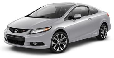 Product Image - 2012 Honda Civic Si Coupe