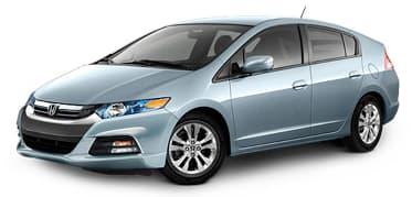 Product Image - 2012 Honda Insight Hybrid EX