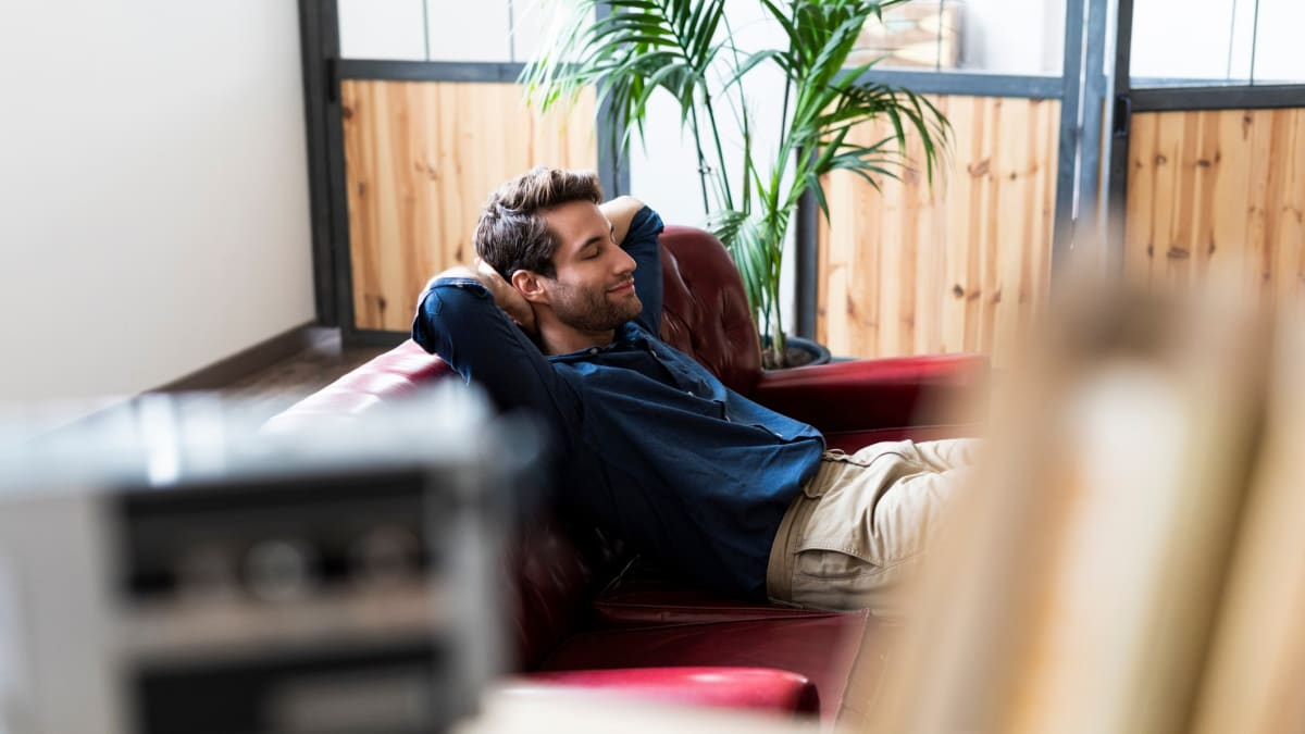 Studies say you aren't getting enough downtime—here's how to change that
