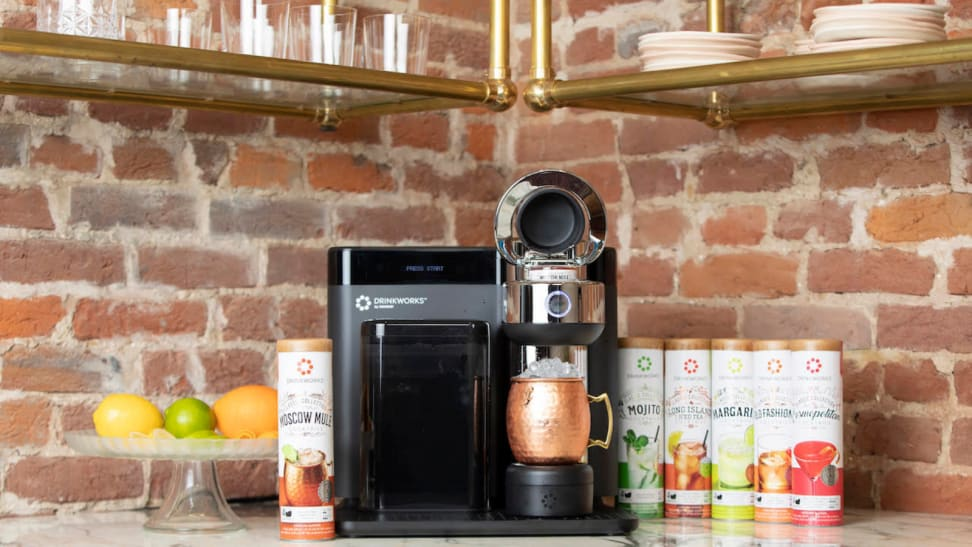 Drinkworks Home Bar by Keurig Review