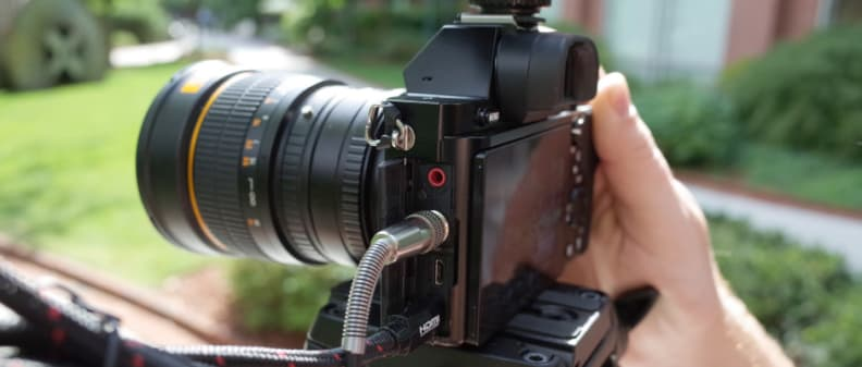 The Mirrorless 4K Showdown: Sony A7S Vs  Panasonic GH4