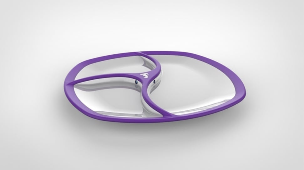 The Fitly SmartPlate
