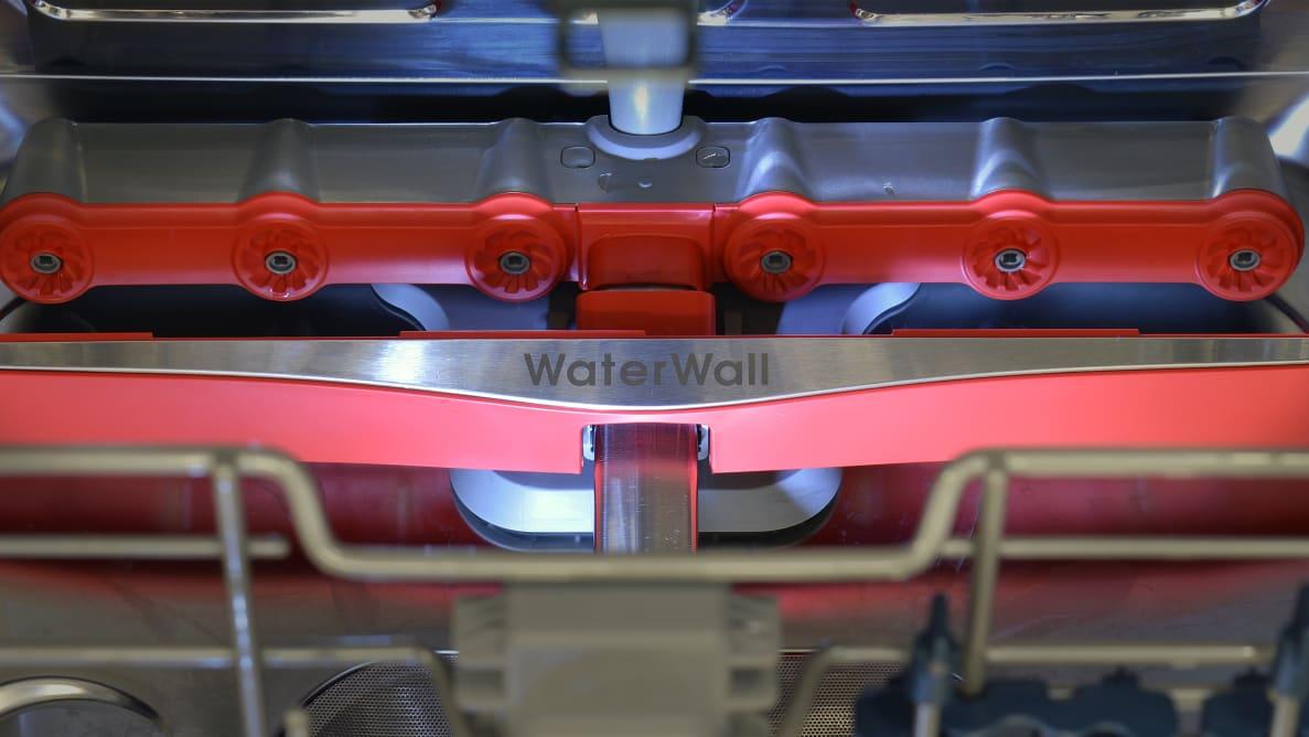 Samsung DW80J7550US WaterWall wash arm