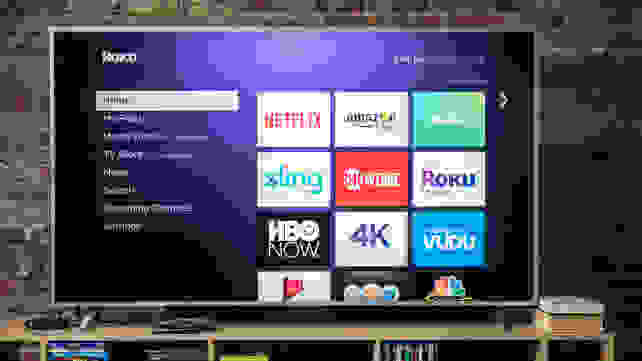 Roku Ultra Interface