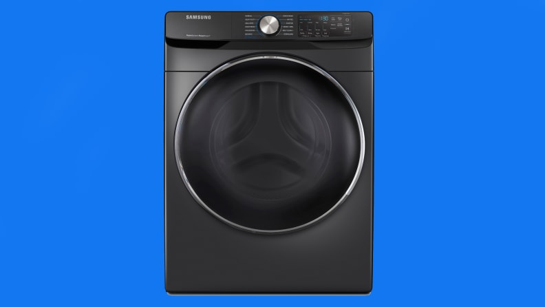 Bixby-Enabled Samsung Washer