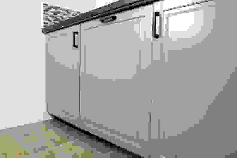 Asko D5534XXLFI—Flush-Mounted