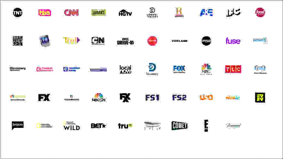 Sling TV Sling Blue Subscription Details