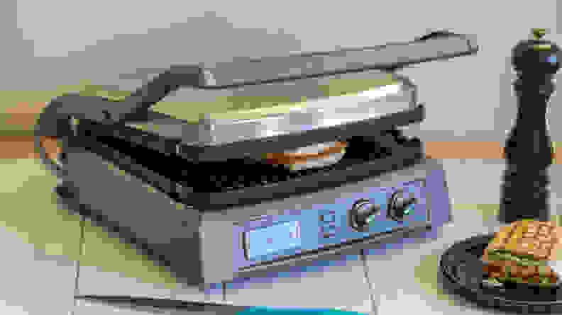 The Cuisinart Griddler Deluxe