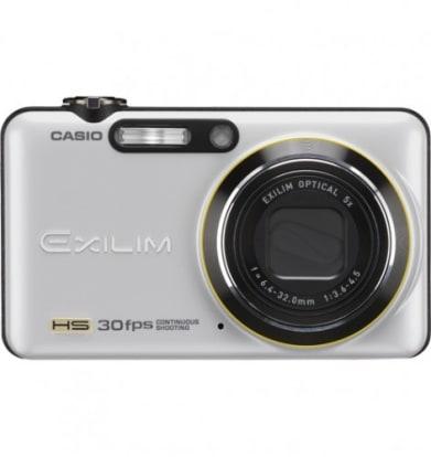 Product Image - Casio Exilim EX-FC100WE (Silver)