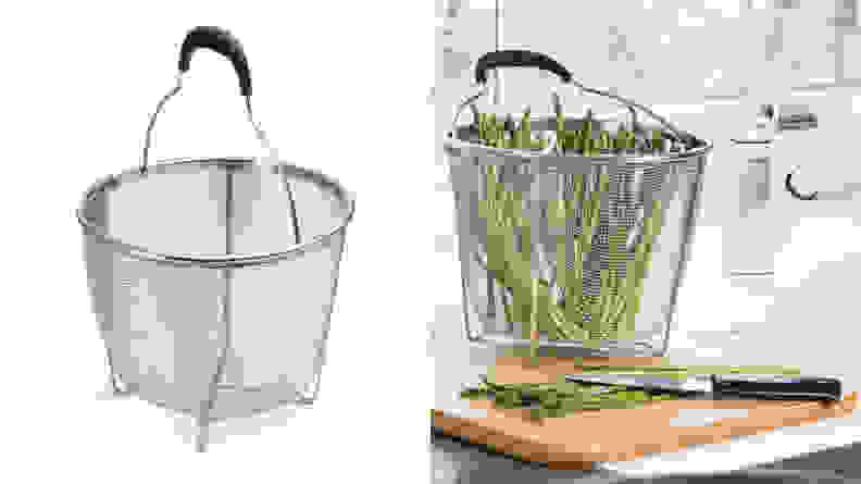 Polder Mesh Steamer Basket