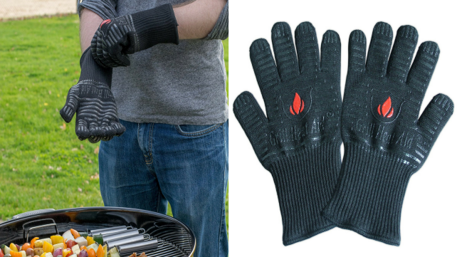 Grill Heat Aid gloves