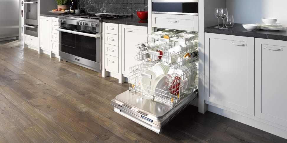 Miele Dishwasher Reviews >> Miele Futura Lumen G6565scvi Dishwasher Review Reviewed